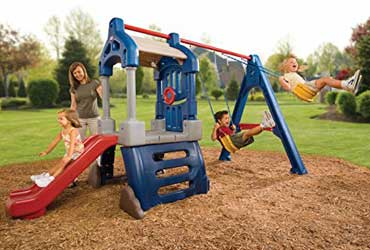 Top Quality Playground Equipment